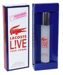 ПАРФЮМ. МАСЛО LACOSTE LIVE POUR HOMME МУЖ.